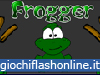 Gioco online Frogger