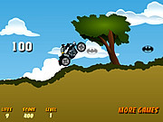 Giochi Batman Online - Batman Bike