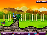 Giochi con le Moto - Mountain Side Bike Rides
