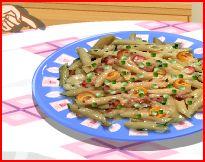 giochi da cucinare con sara - insalata di patate - Gioco Da Cucinare