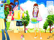 Giochi da Vestire le Bambole - Dress Up Doll 2