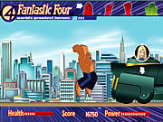 Giochi dei Fantastici 4 - Fantastic Four Rush Crush