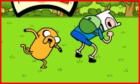 Giochi di Adventure Time - Jumping Finn