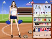 Giochi di Cheerleader - Cheerleader Dressup