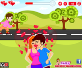 Giochi di Coppia - Roadside Fun Kissing