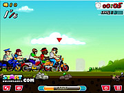 Giochi di Guidare Moto - Urban Bike Race