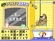 Giochi di Johnny Test - Dukey Bath