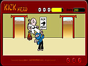 Giochi Gratis di Karate - Kick Head