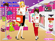 Giochi di Mamma e Figlia - Shopping For School