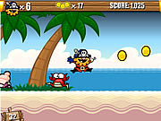 Giochi di Mostri e Pirati - The Puke Pirate