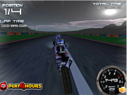 Giochi di Moto XL - Moon Light Motorway