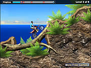 Giochi di Motocross per Pc - Beach Bike