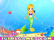 Giochi di Principesse Sirene - Pretty Little Mermaid Princess