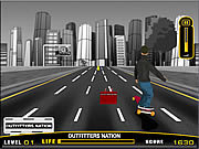 Giochi di Skateboard 3D - On Street Boarding