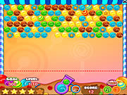 Giochi di Sparabolle - Sweet Candy