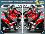 Giochi di Trovare le Differenze - Motoracing