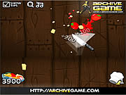 Giochi Fruit Ninja - Kitchen War