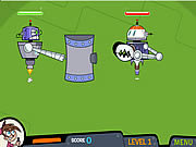 Giochi Gratis Due Fantagenitori Lotta - Battle of the Futurebots