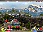 Giochi Online Motocross - Mountain Madness