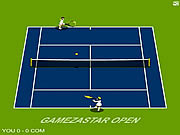 Giochi Online Tennis - Gamezastar Open Tennis