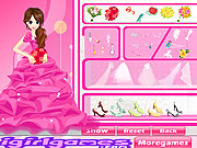 Giochi per Ragazze XL - Glamour Bride Dress Up