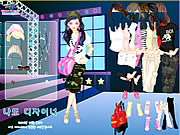 Giochi di Vestire le Modelle - Top Model Dress Up
