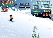 Giochii Divertenti - Freestyle Snowboarding Game