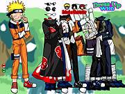 Personaggi Naruto da Vestire