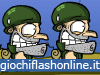 Gioco online Run Soldier Run
