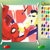 Spiderman da Colorare e Stampare