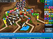 Tanti Giochi - Bloons Tower Defense 4
