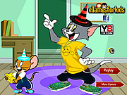 Tom e Jerry da Vestire