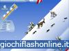 YetiSports 7 - Snowboard Freeride